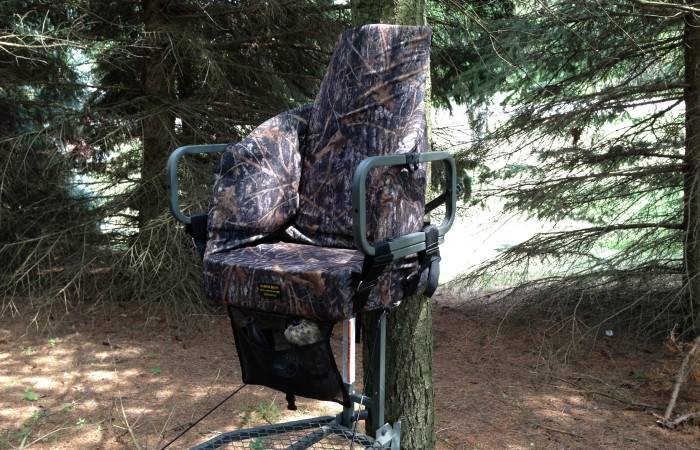 Supreme Replacement Deer Hunting Tree Stand Seat Slumper