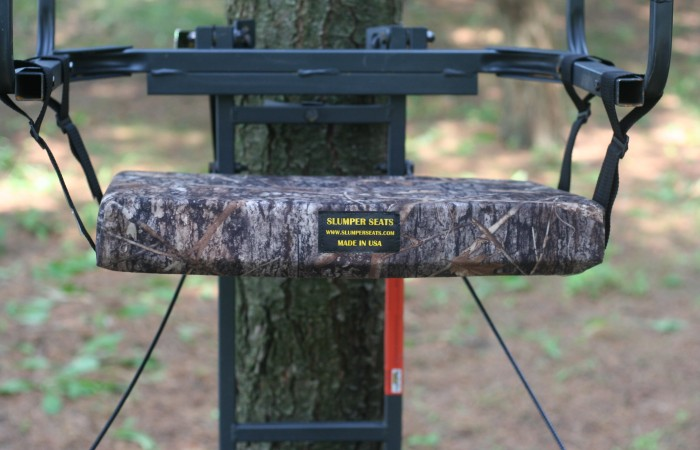 Lightweight Replacemnet Tree Stand Seat Cushion Slumper